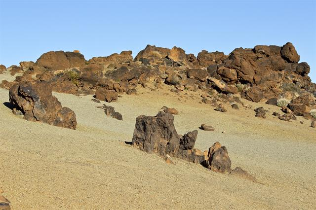 Teide - Mines of San Jose